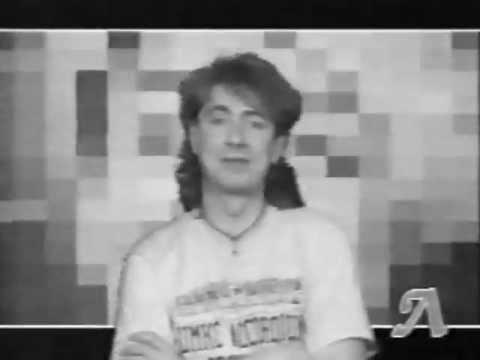 Леопольд шоу - песня Маруся (1990)