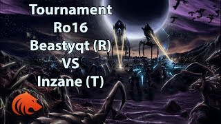StarCraft 2: Playing in a Tournament as...RANDOM!