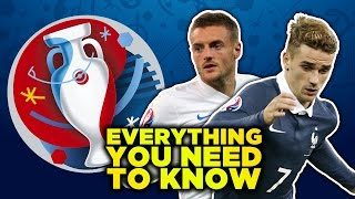EURO 2016 | Everything You Need To Know