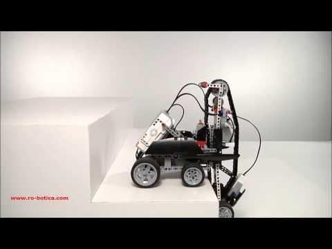 LEGO MINDSTORMS Education EV3: Subidor Escaleras Con Recursos Adicionales En RO-BOTICA