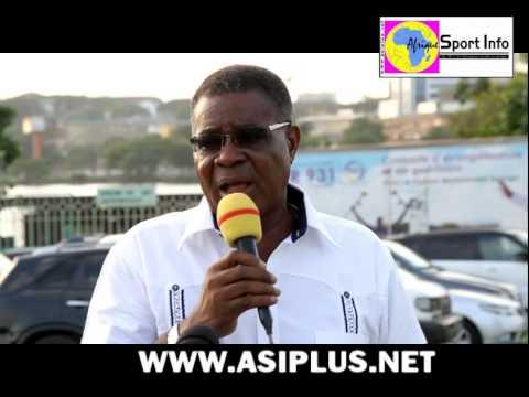 AFRIQUE SPORT INFO TEMOIGNAGE DE Mr RENE DIBY