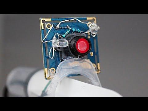 Как сделать мини мощный микроскоп