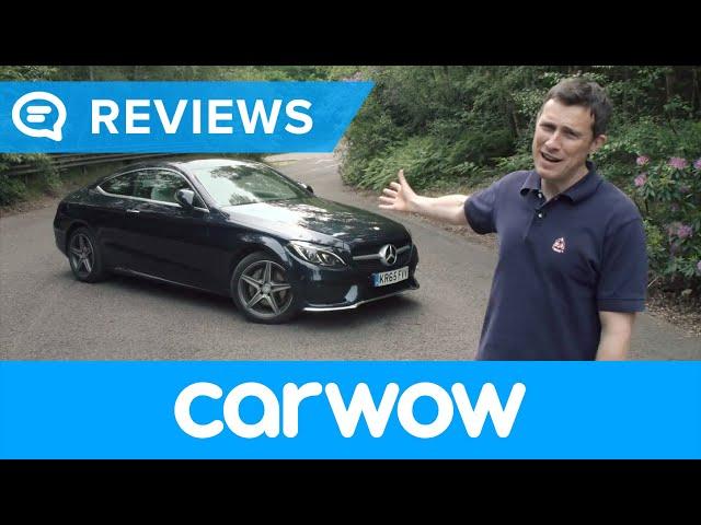 Mercedes C-Class Coupe 2017 review | Mat Watson Reviews ...