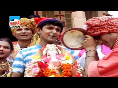 Nonstop Ganpati Songs(Jagdish Patil)_Mukut Sonyacha Ganpati...