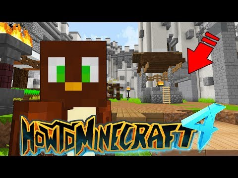 AN EPIC BEGINNING (SO EXCITED) - HOW TO MINECRAFT S4 #1