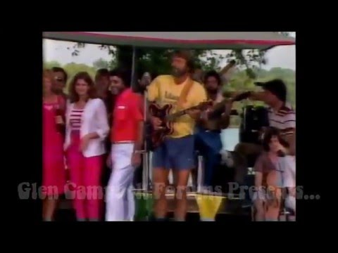 Glen Campbell - Hang On Baby Ease My Mind