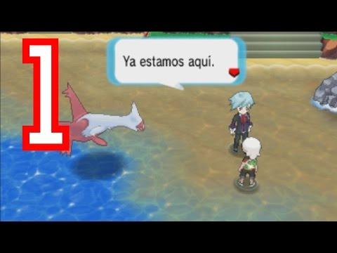 Pokémon Rubí Omega / Zafiro Alfa DEMO - PARTE 1 (En español)