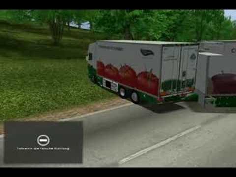 euro truck simulator {scania BDF}