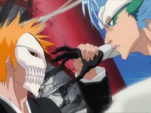 Ichigo And Neliel Anime Bleach Fondo De Pantalla