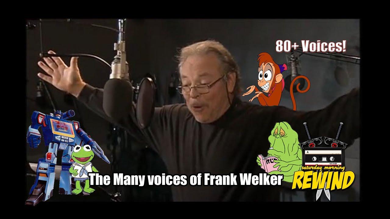 Frank Welker of Frank Welker