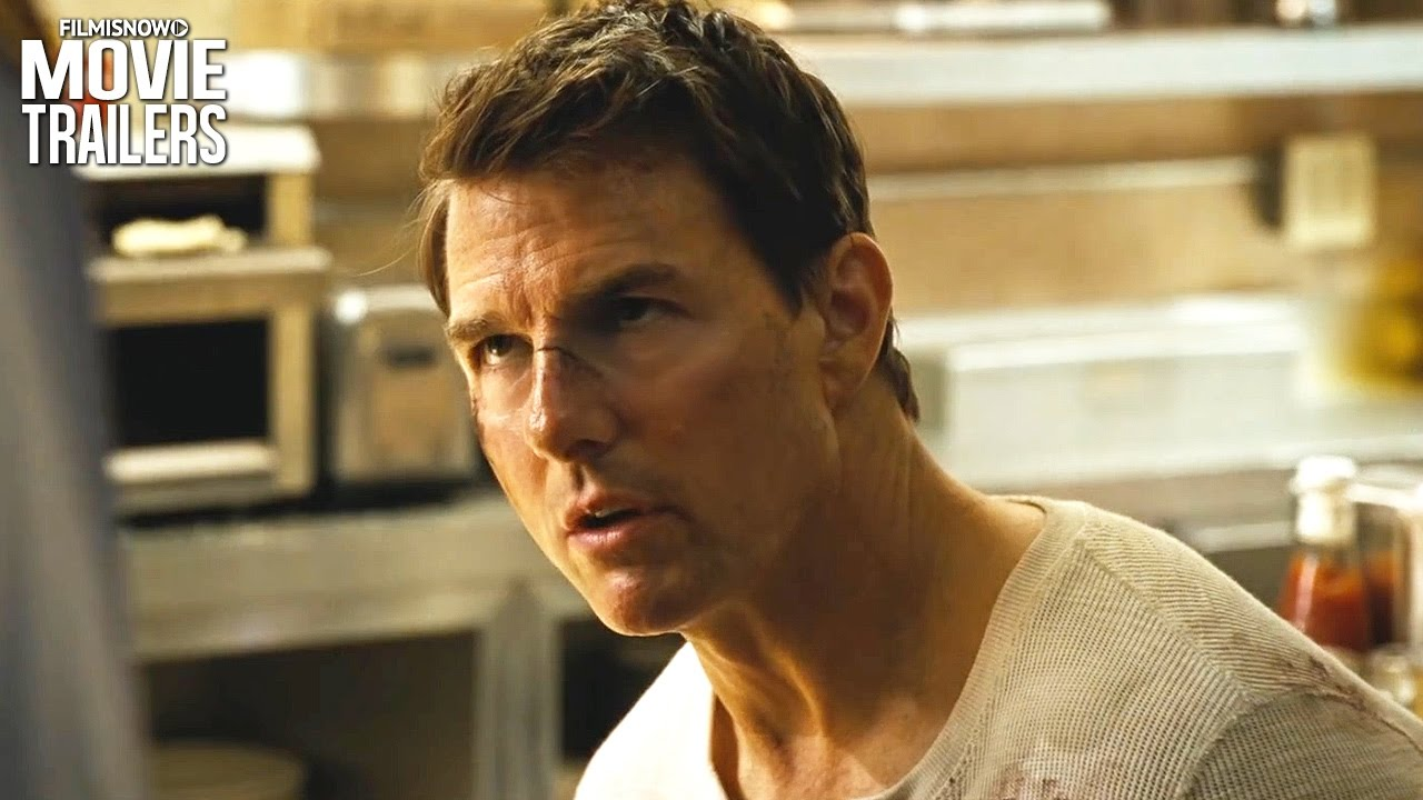 Jack Reacher: Never Go Back | All Trailers and Clips [HD]