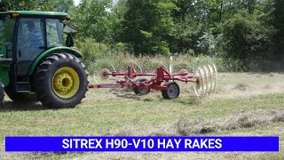 H90 Hay Rake