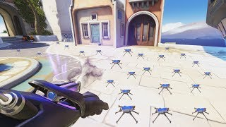 Overwatch - Ridiculous Sneaky Plays