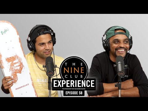 "Nine Club EXPERIENCE #58 - P-Rod, Jeron Wilson, FA /HOCKEY, Vans ""Take It Back"""