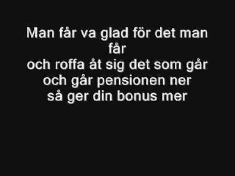 Magnus Andersson - bonuslåten