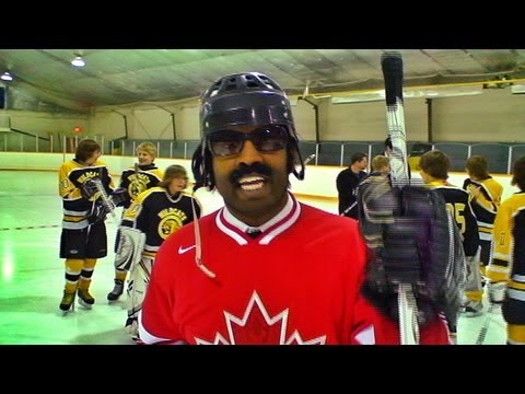 Hockey in Canada: Wilbur Sargunaraj-Official Music Video