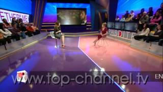 Pasdite ne TCH, 26 Shkurt 2015, Pjesa 2 - Top Channel Albania - Entertainment Show