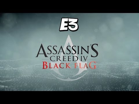 E3 2013 - Assassin's Creed 4: Black Flag Interview