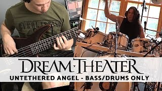 Dream Theater - Untethered Angel (Bass/Drums Only) Cover by Raphael Dafras