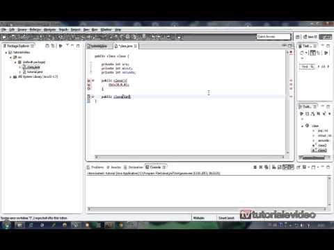 Tutoriale Video Java Romana Nr 36