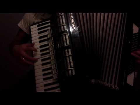 Cicha Noc Akordeon, Silent Night Accordion, Kolęda