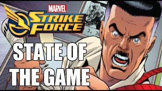 Marvel Strike Force - State of the Game - Turning a Corner? (14/08/18)