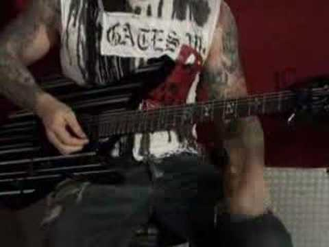Synyster Gates Dive Bomb Session