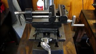 Making Compound Vise Handles Part 1