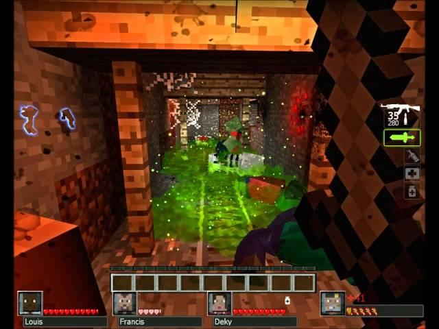Left 4 Dead 2 Map DeathCraft II (1)