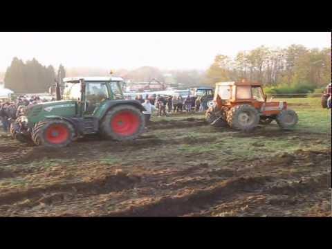 Gara di tiro con i trattori - Albiolo