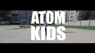 Dj KipRaq - BeatRaqology freestyle by ATOM KIDS  Dance Studio Atom