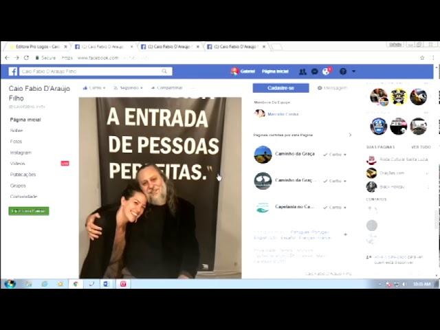 Tá no Face: 05/12/2017