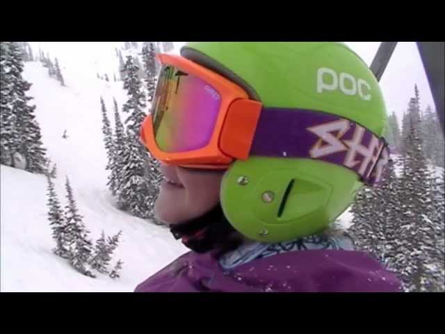 Keely's Ski Camp for Girls: Big Mountain Camp 2012