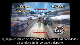 Motocross video game - Nitro Bike