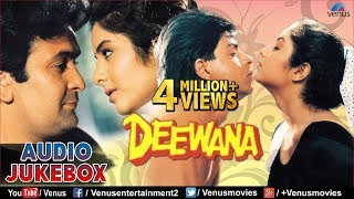 Download Lagu Deewana - 90's Romantic Songs | Shahrukh Khan, Rishi Kapoor, Divya Bharti | JUKEBOX | Hindi Songs Gratis STAFABAND