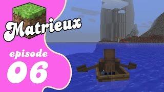 Dansk Minecraft :: Matrieux :: 1.9 på Matrieux! :: EP06
