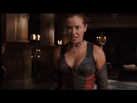 Kristanna Loken last fight in BloodRayne