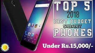 Best Budget Smartphone 2018 Under Rs 15,000