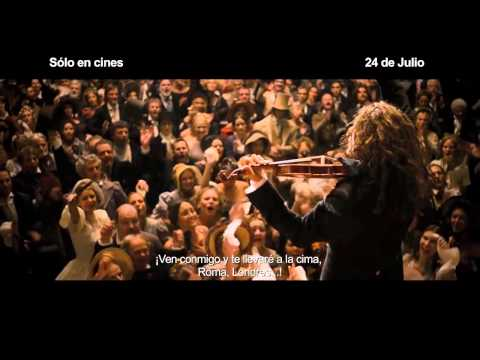 El Violinista del Diablo trailer