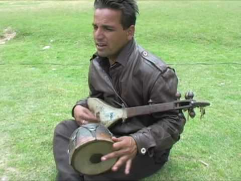 A Folk Singer, Himachal Pradesh, India video