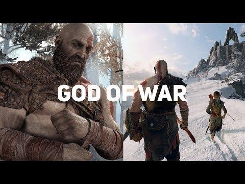 God of War. Первый взгляд