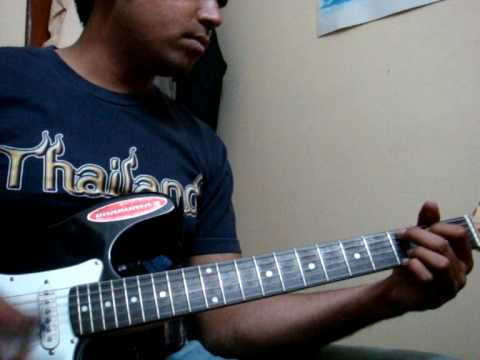 Karthik Calling Karthik- Jaane Ye Kya Hua Guitar Tutorial video