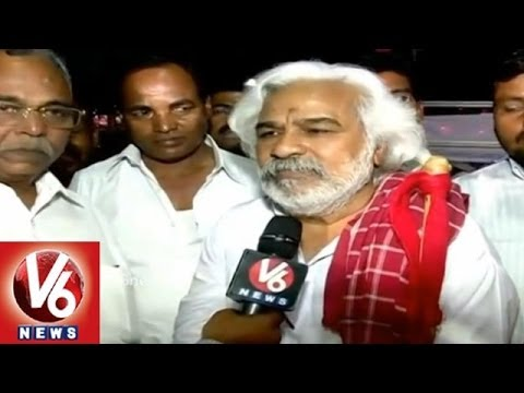 Face To Face With Gaddar on Telangana Formation Day