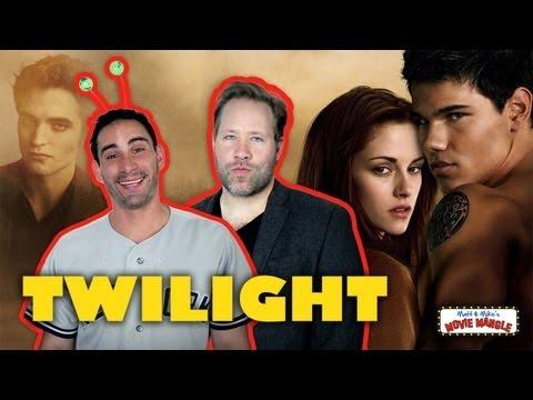 Twilight: THE MOVIE MANGLE! (a film review parody)