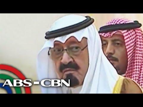 Saudi Arabia has a new king
