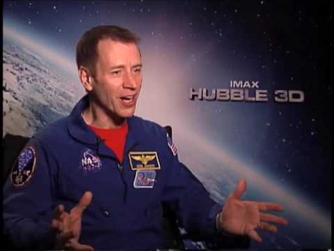 Gregory Johnson Hubble 3D Interview