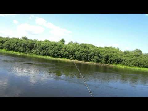 рыбалка на речке чик