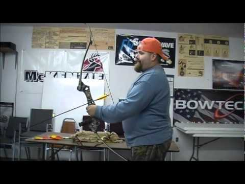 T-Mac Reviews: The Martin Jaguar take-down recurve