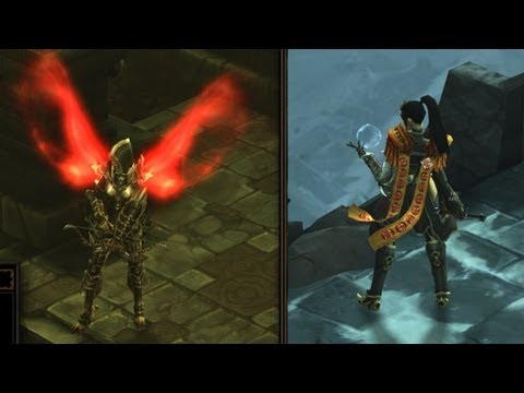 "Diablo 3 Console Let's Play Part 1 ""Start with Legendary Items!"""