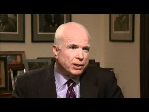 0 Sen. John McCain: Foreign Money Is Coming into An American Political Campaign